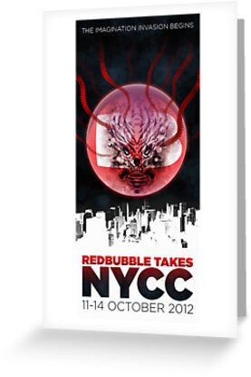 RB TAKES NYCC by Simon Sherry