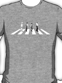 Top Gear Abbey Road T-Shirt