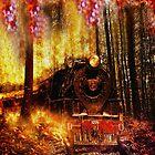 Fire Train by Saundra Myles