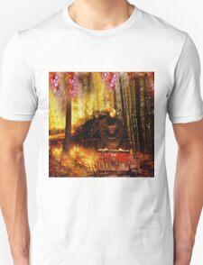 Fire Train Unisex T-Shirt