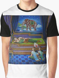 Buddha reclining Graphic T-Shirt