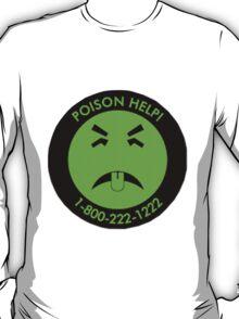 Retro Mr.Yuk poison T-Shirt