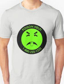 Retro Mr.Yuk poison Unisex T-Shirt