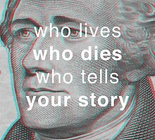 will they tell your story? by Annie Louise
