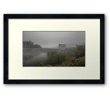 Haynes Ranch Predawn Framed Print