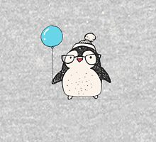 Christmas Penguin Balloon T-Shirt