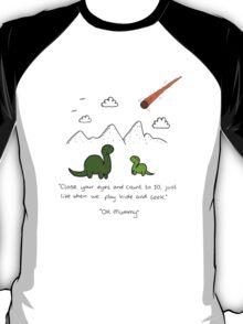 The Saddest Doodle 'Colour'  T-Shirt