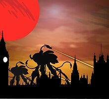 The War Of The Worlds by Paul Watts