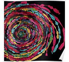 spaghettis spiral Poster