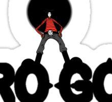 Afro Goth Sticker