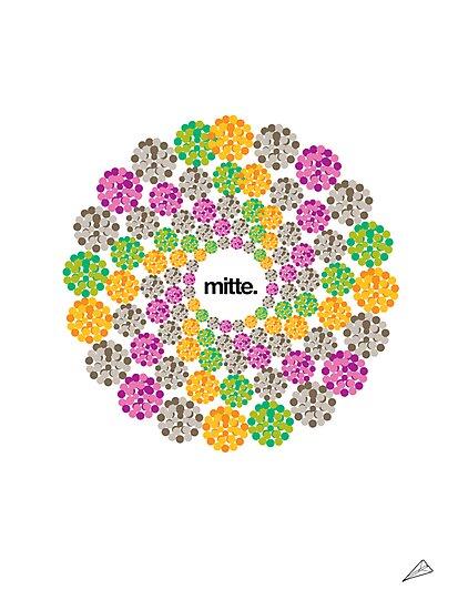 Mitte. by Paper Plane Design