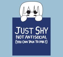 Just Shy, not Antisocial by NiGHTSflyer129