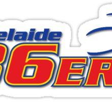 36ers logo Sticker