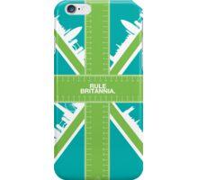 Rule Britannia.  iPhone Case/Skin