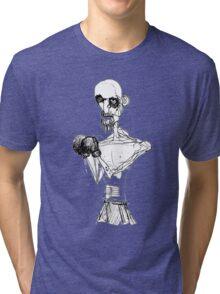 Doodle Punch Tri-blend T-Shirt