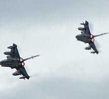 2 RAF Tornado  by craig wilson