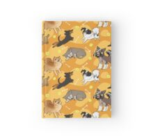 Playful Pups Hardcover Journal