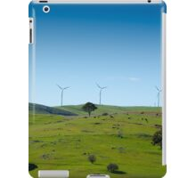 Wind Farm - Blayney  iPad Case/Skin
