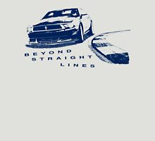 Beyond Straight Lines Unisex T-Shirt