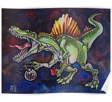 Caffeinosaurus Poster
