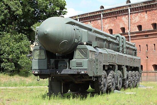 mobile missile launcher by mrivserg