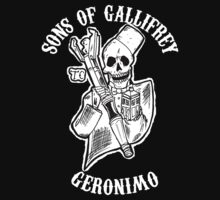 Sons of Gallifrey by Dancing In The Graveyard