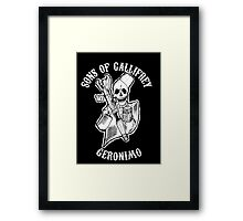 Sons of Gallifrey Framed Print