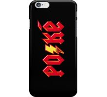 For Those About to Shock iPhone Case/Skin