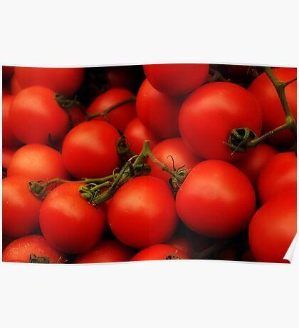 Red Tomatoes Poster