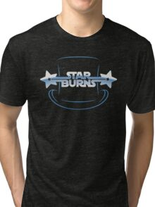 Star Burns Tri-blend T-Shirt