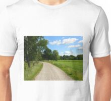 The way to Apladalen Unisex T-Shirt