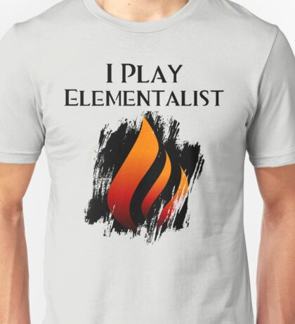 I Play Elementalist T-Shirt