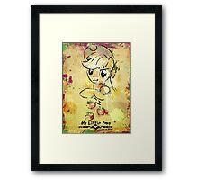 Poster: Applejack Framed Print