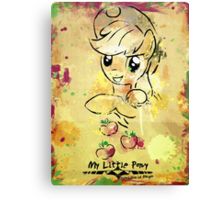 Poster: Applejack Canvas Print