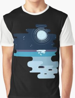 Moonlight Graphic T-Shirt