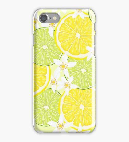 Citrus Blossom iPhone Case/Skin