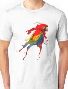 Creative parrot Unisex T-Shirt
