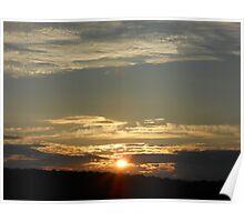 Solar Rays Poster