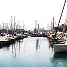 boats#5 by H J Field