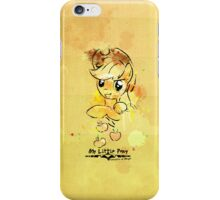 Poster: Applejack iPhone Case/Skin