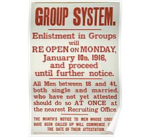 Group system 329 Poster