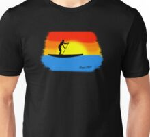 Sunset SUP Unisex T-Shirt