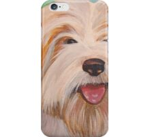 Terrier Portrait iPhone Case/Skin