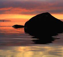 Sunrise 8-9-12 #4 by Steve Anthony
