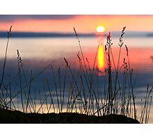Sunrise 8-9-12 #8 Photographic Print