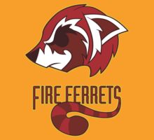 Go Fire Ferrets! by Blair Campbell