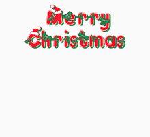 Merry Christmas Christmas T-Shirt Long Sleeve T-Shirt