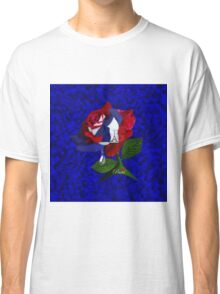 ROSE OF EMOTION--WE ♥ PARIS-WE CARE-THOUGHTS OF YOU..HUGS.. Classic T-Shirt
