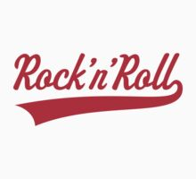 Rock 'n' Roll (Red) by MrFaulbaum