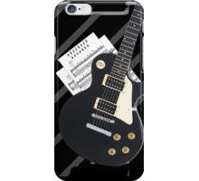 The Guitarist iPhone Case/Skin